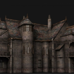 3D Modelling, UV/ Unwrapping, Textures, Environment Design